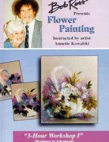 Blumen Workshop 3 Stunden DVD (englisch)