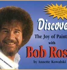 BOB ROSS Sammelband mit 60 Malprojekten
