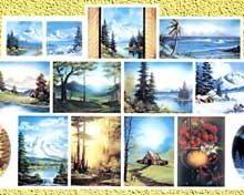 BOB ROSS Joy of Painting - Instruktionsbuch Nr.29
