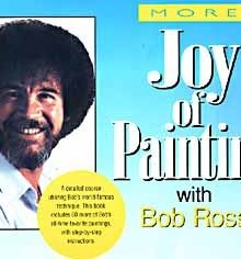 BOB ROSS - More of Joy of Painting - Sammelband