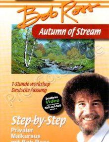 Bob Ross Autumn of Stream DVD