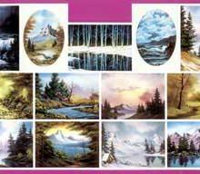 BOB ROSS Joy of Painting - Instruktionsbuch Nr.26 - deutsch