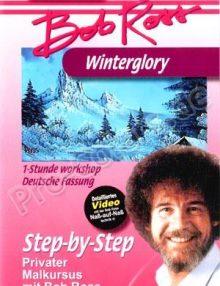 Bob Ross Winterglory DVD