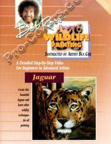 Bob Ross Tiermalerei - Jaguar - DVD