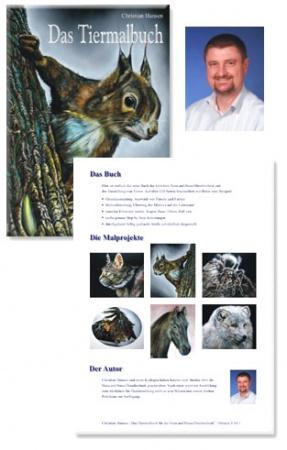 Das Tiermalbuch