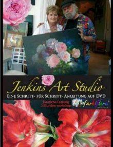 Gary Jenkins Blumenmalerei Workshop DVD 1, deutsch