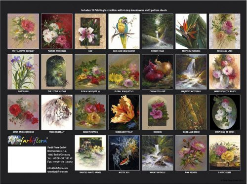The Beauty of Oil Painting von Gary und Kathwren Jenkins, Buch 4 english