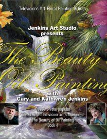 The Beauty of Oil Painting von Gary und Kathwren Jenkins, Buch 4 holländisch