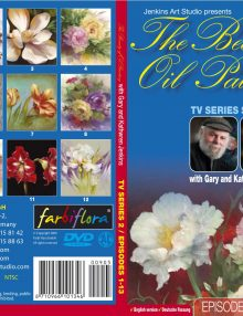 Gary Jenkins The Beauty of Oil Painting Doppel DVD, deutsch