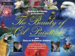 The Beauty of Oil Painting von Gary und Kathwren Jenkins, Buch 3 english