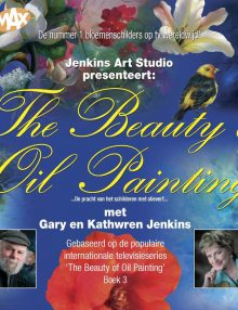 The Beauty of Oil Painting von Gary und Kathwren Jenkins, Buch 3 deutsch