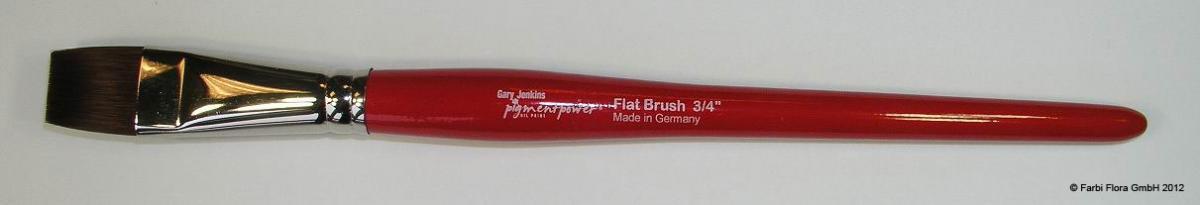 Gary Jenkins Flachpinsel 3/4 inch