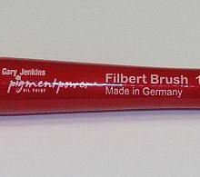 Gary Jenkins Filbertpinsel 1/2 inch