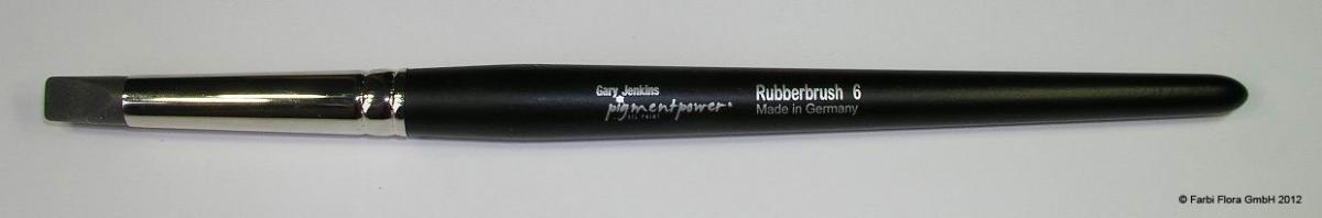 Gary Jenkins Gummi-Pinsel