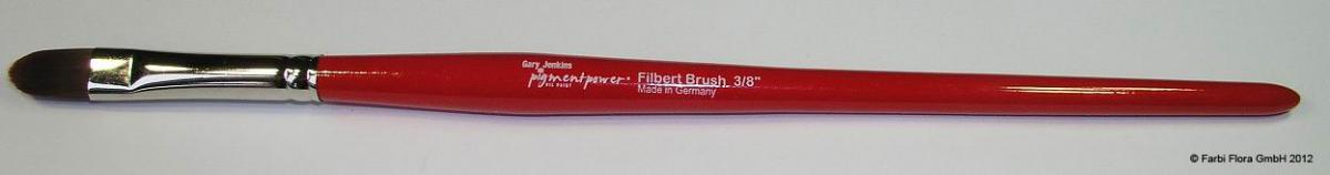 Gary Jenkins Filbertpinsel 3/8 inch