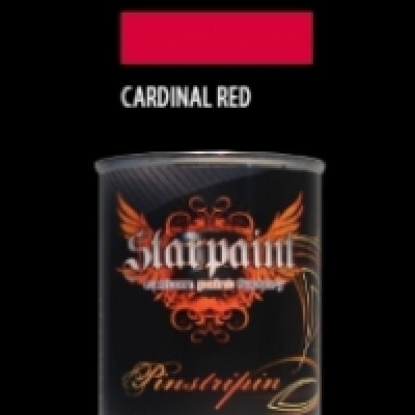 Pinstripe Farbe CARDINAL RED