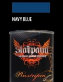 Pinstripe Farbe NAVY BLUE