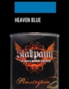 Pinstripe Farbe HEAVEN BLUE