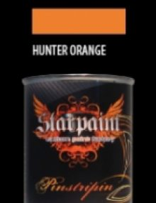 Pinstripe Farbe HUNTER ORANGE