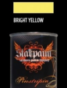Pinstripe Farbe BRIGHT YELLOW