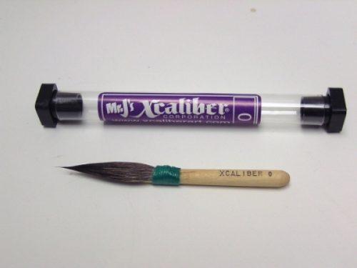 Pinstripepinsel X - CALIBER 0