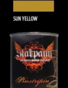 Pinstripe Farbe SUN YELLOW