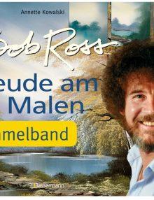 """Bob Ross - Freude am Malen """"Sammelband"""""""