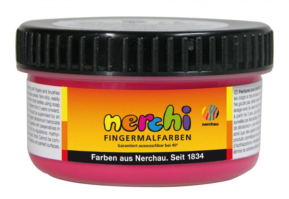 """nerchau nerchi Fingermalfarben 3er-Set """"Im Wasser"""""""