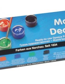 nerchau malfertige Deckfarben MD6