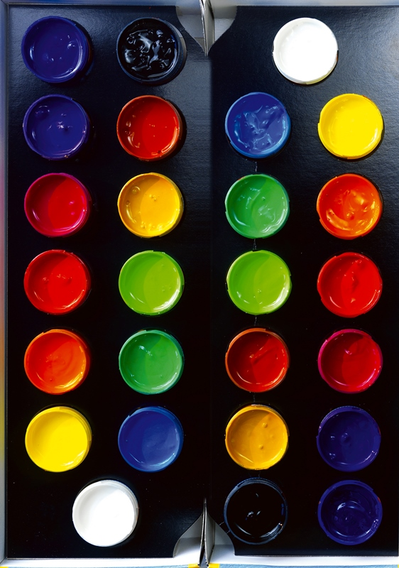 Original Schulmalfarben