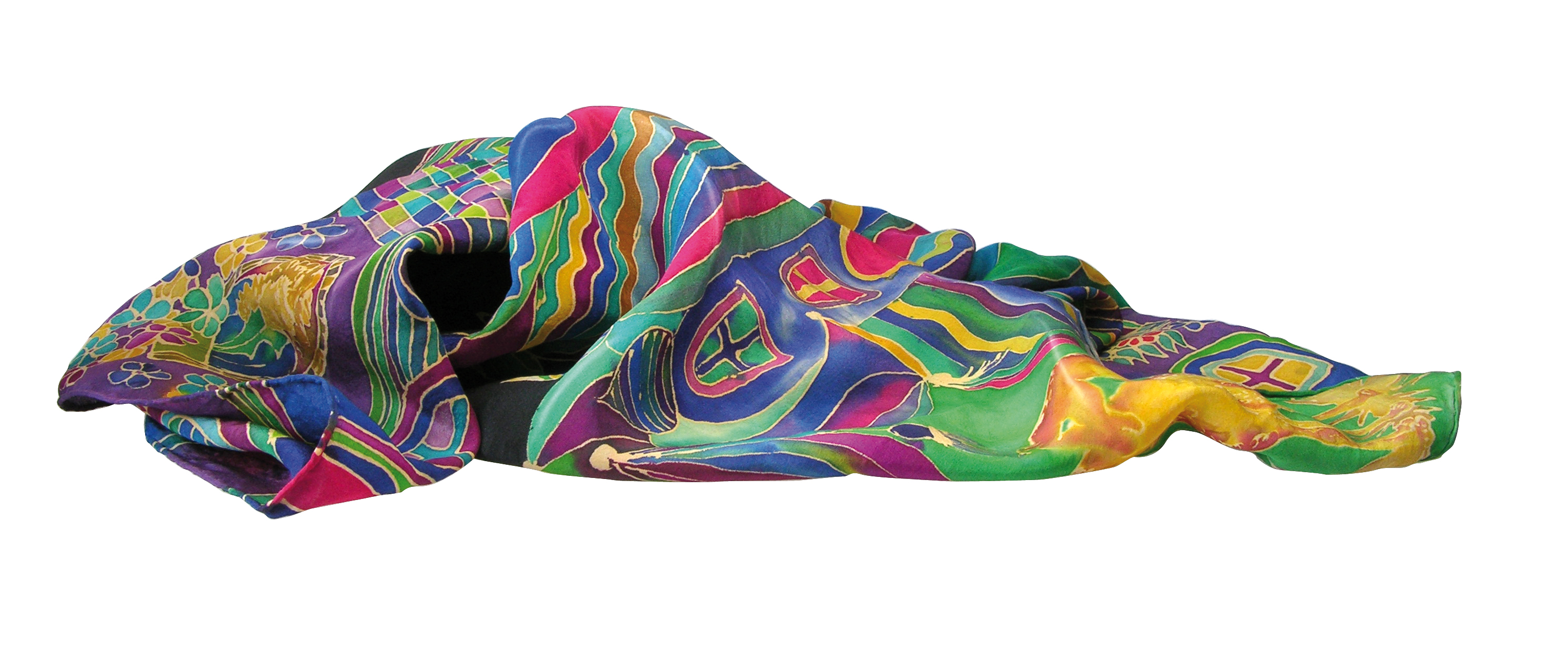 Seiden Art - Bügelfixierbare Seidenmalfarben