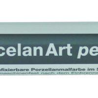 nerchau Porcelan Art pen, Einzelfarben