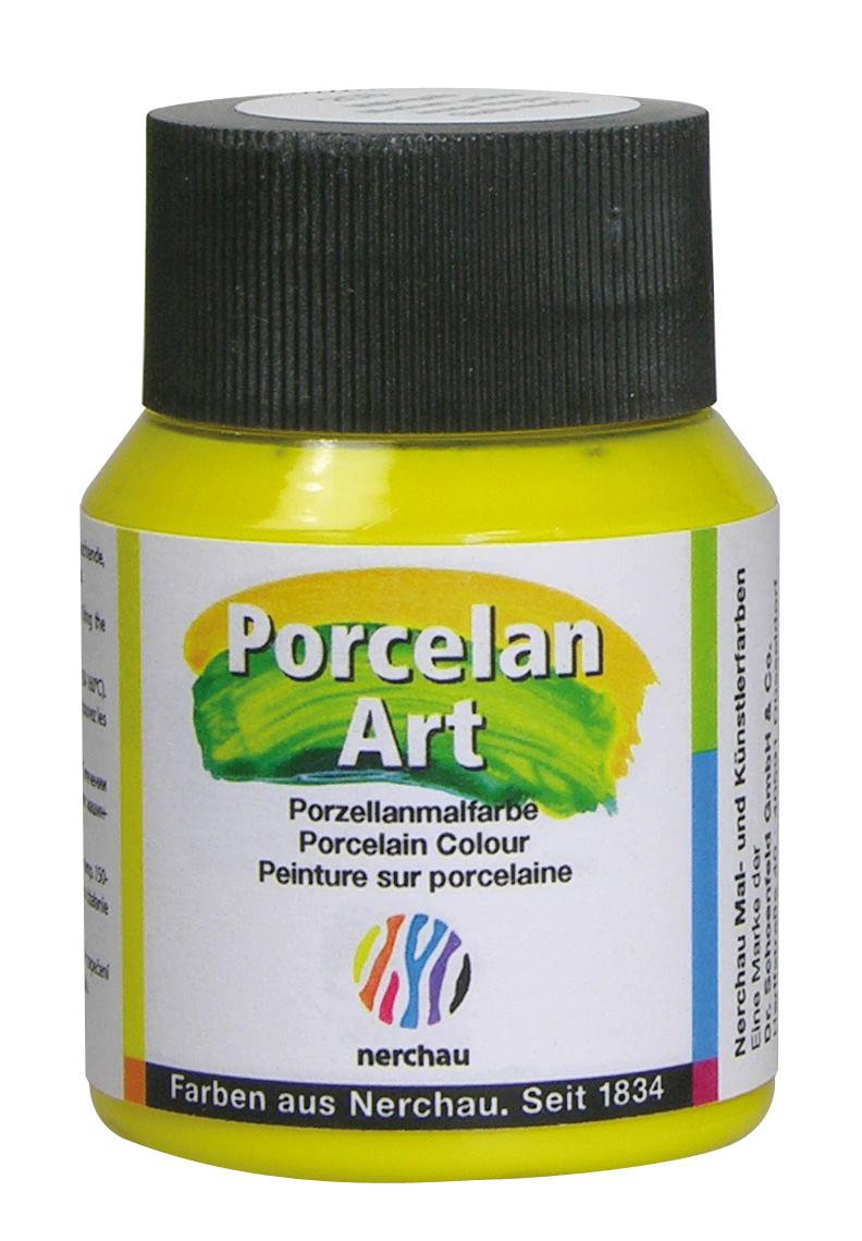 nerchau Porcelan Art, Einzelfarben 20 ml