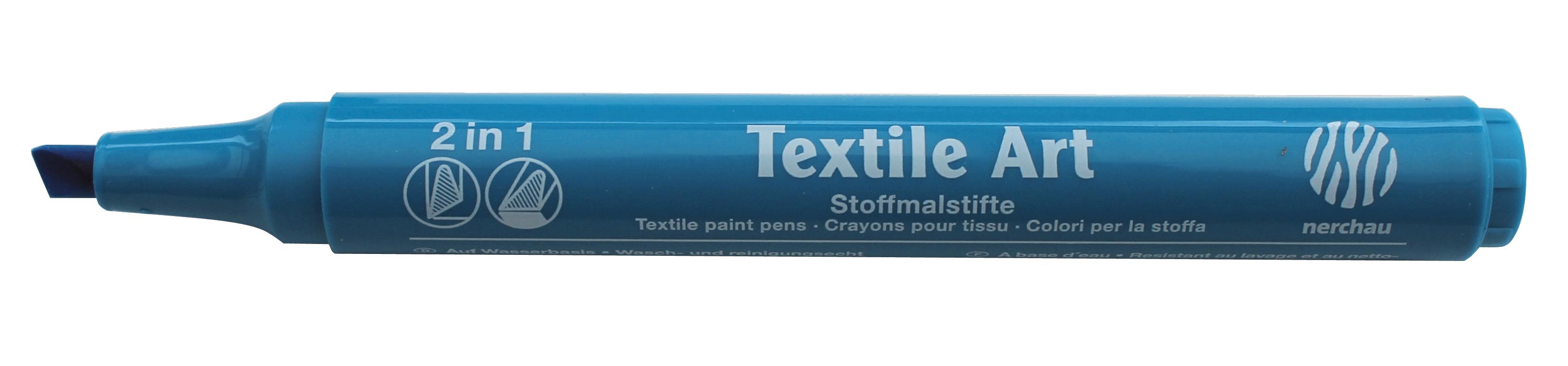 nerchau Textile Art, Stoffmalstifte einzeln