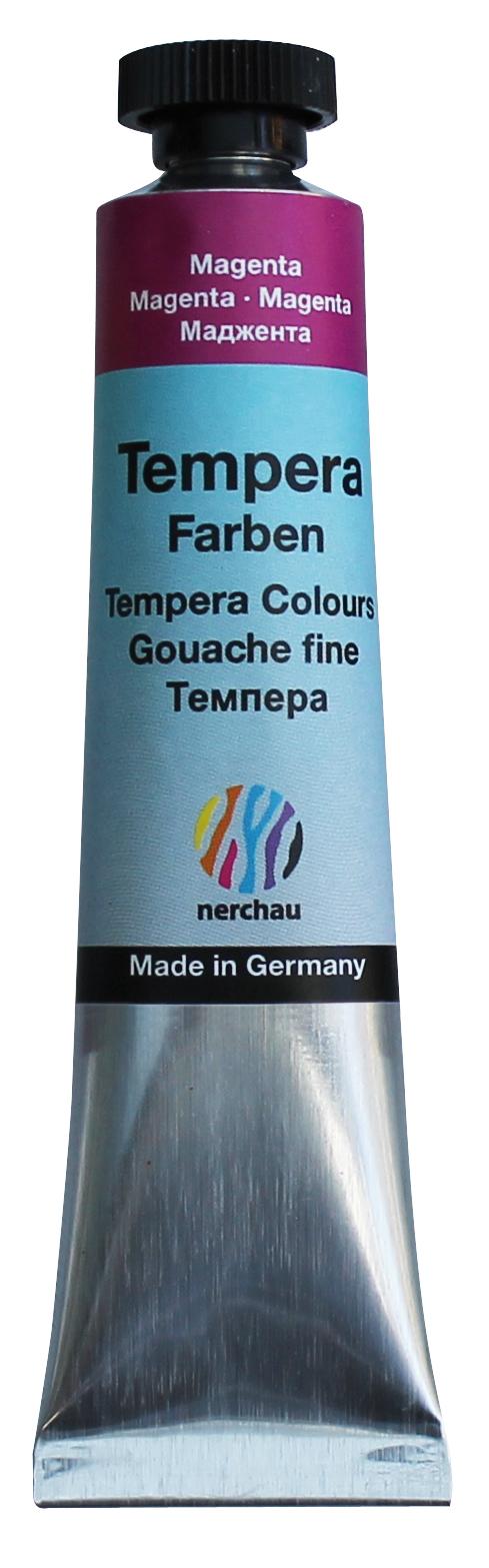 nerchau Tempera einzeln 19 ml