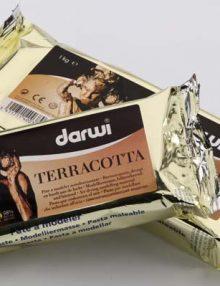 darwi TERRACOTTA 1000g