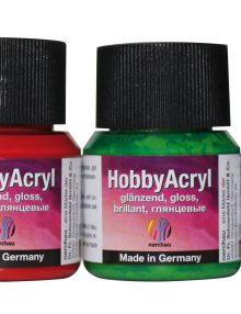nerchau Hobby Acryl glänzend, Starter-Set