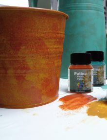 nerchau Patina, Antik-Effektfarbe, 59 ml