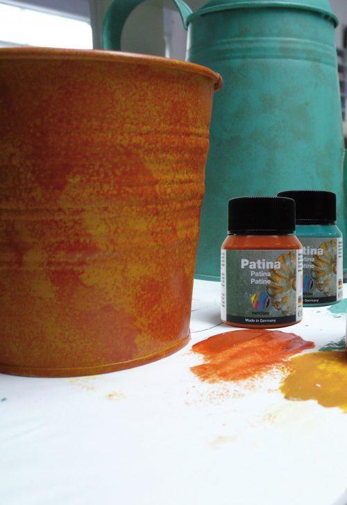 nerchau Patina, Antik-Effektfarbe, 59 ml