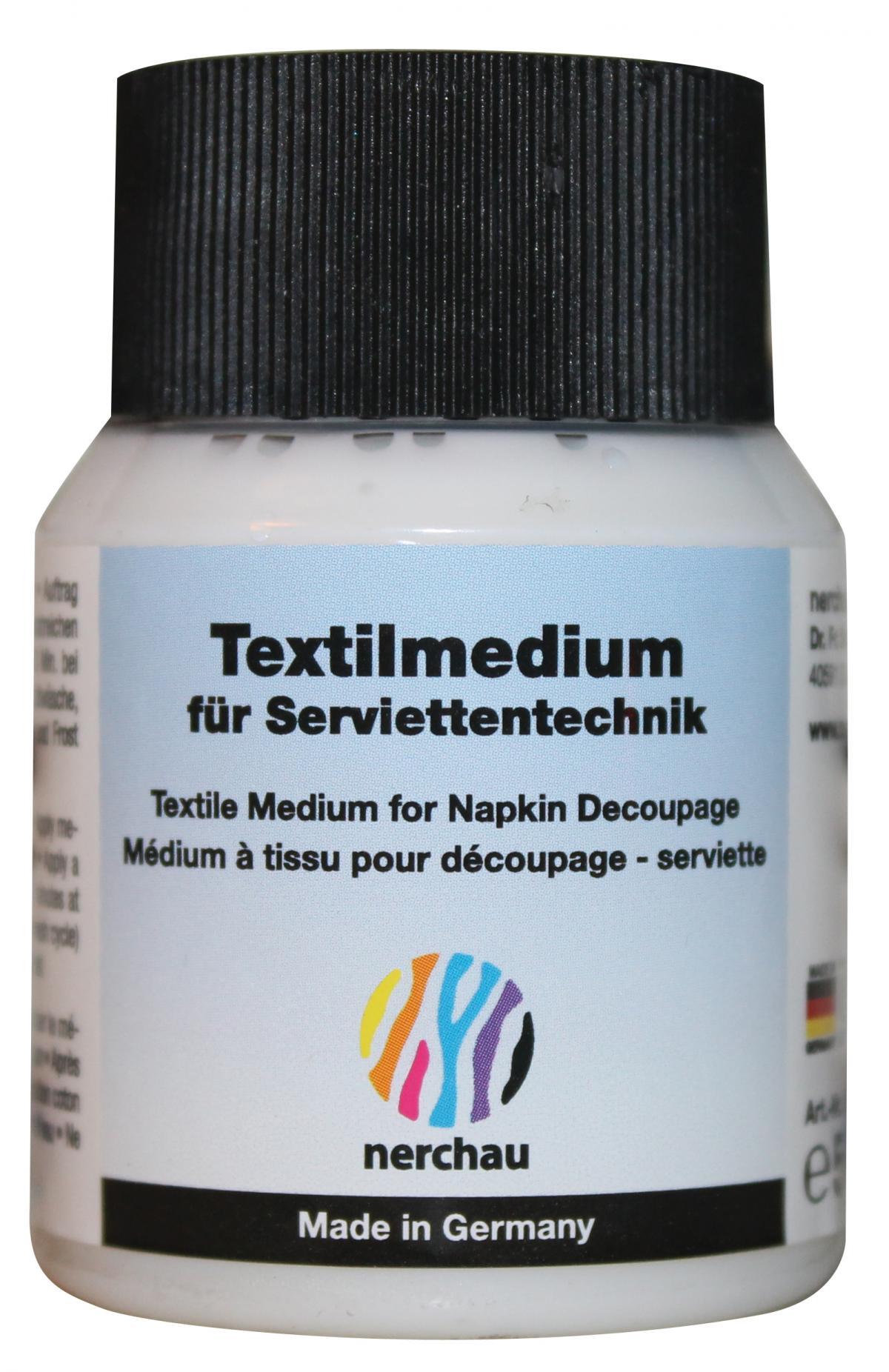 Textilmedium für Serviettentechnik 59 ml