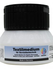 Textilmedium für Serviettentechnik 250 ml