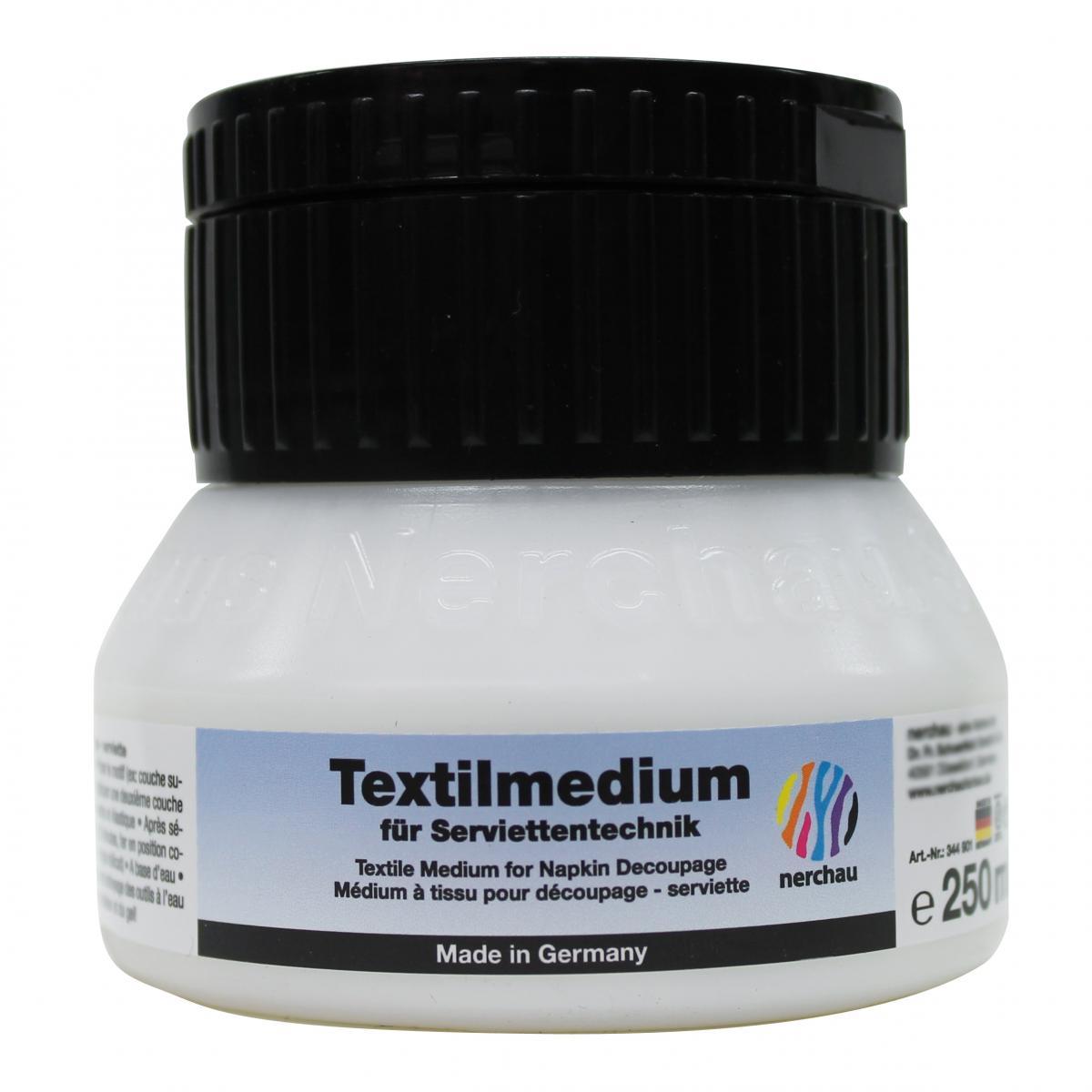 Textilmedium für Serviettentechnik 250 ml