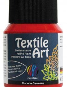 Textile Art, Einzelfarben für dunkle Stoffe, 59 ml