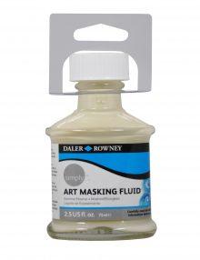 simply Aquarell Malmittel /  Maskierflüssigleit, 75 ml
