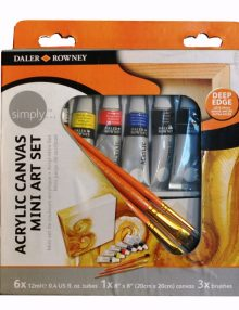 Simply Acryl, Mini Art Set