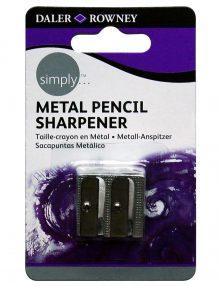 Simply Anspitzer, Metall, Zeichenzubehör