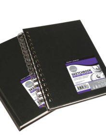 Simply Skizzenbücher, extra-weißes Papier