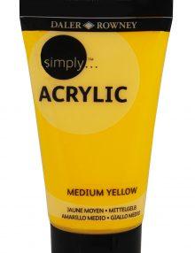 Simply Acryl Einzelfarben 75 ml