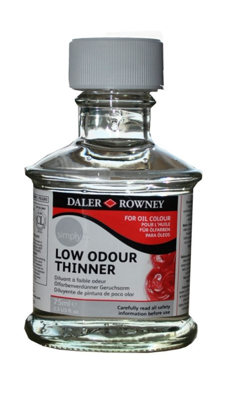 Simply, Ölfarben Verdünner 75 ml, geruchsarm