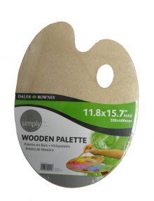 simply Mischpalette, Holz
